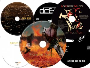 CD DUPLICATION Nottingham CD Discs